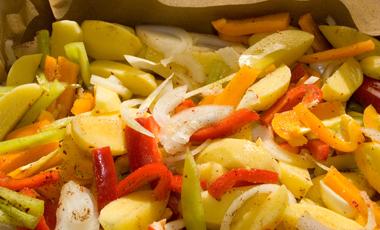 Πιπεριές με φέτα | vita.gr