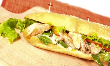 Σάντουιτς με κοτόπουλο | vita.gr