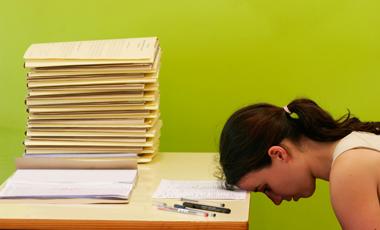 Η πολλή δουλειά τρώει… την άσκηση | vita.gr