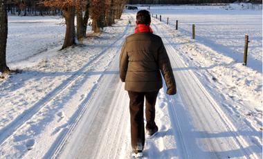 Ηλικιωμένοι : Θέλουν ζεστασιά | vita.gr
