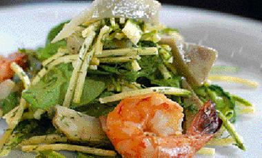 Αγκινάρες- Κολοκύθι-Γαρίδες | vita.gr