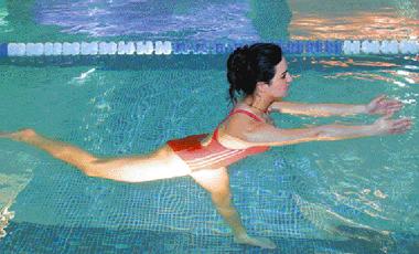 Aqua Yoga σαν <br>το ψάρι στο νερό! | vita.gr