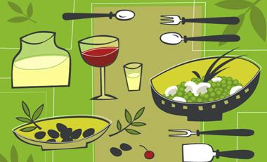 Μετρήθηκαν τα οφέλη της μεσογειακής διατροφής | vita.gr