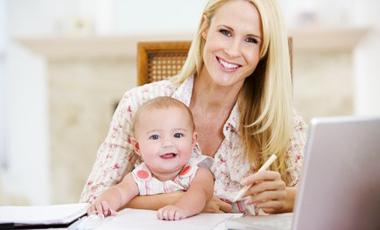 Πιο υγιείς οι part time εργαζόμενες μητέρες   vita.gr