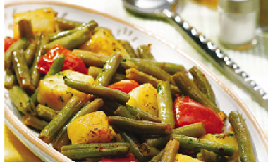 Φασολάκια με πατάτες | vita.gr