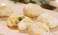 Πιροσκί με πατάτα και δυόσμο | vita.gr