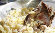 Αρνάκι με ρύζι στο φούρνο | vita.gr