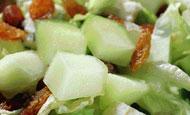 Σαλάτα μπλε τυρί  με πεπόνι | vita.gr