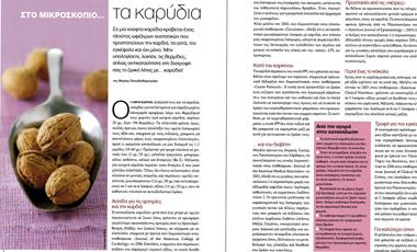 Στο µικροσκόπιο… τα καρύδια | vita.gr