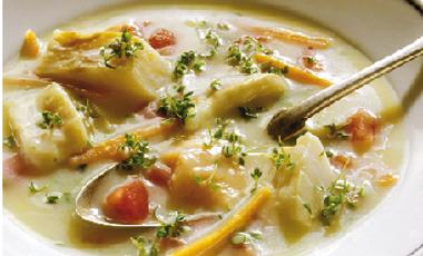 Σούπα με κοκκινόψαρο | vita.gr