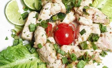 Kοτόπουλο με μαϊντανό | vita.gr