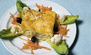 Λαζάνια με κουνουπίδι   vita.gr