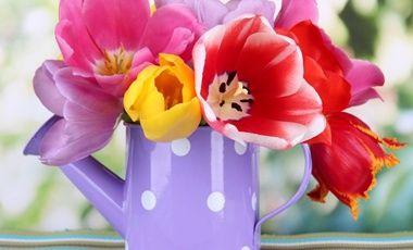 Πώς θα διατηρηθούν τα λουλούδια στο βάζο; | vita.gr