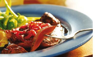Μοσχαρίσιο συκώτι σοτέ με λαχανικά   vita.gr