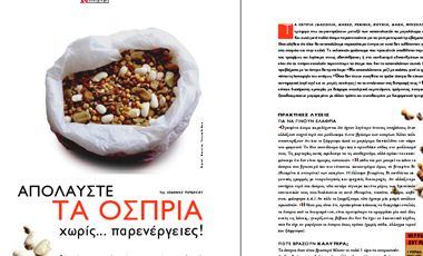 Aπολαύστε  τα όσπρια  χωρίς… παρενέργειες! | vita.gr