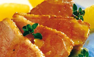 Πάπια πορτοκάλι με σπαγγέτι λαχανικών | vita.gr