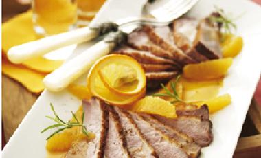 Πάπια με πορτοκάλι | vita.gr