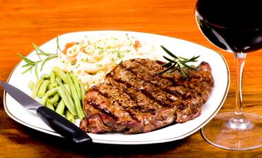 Το κρασί κάνει <br>υγιεινό το κρέας! | vita.gr