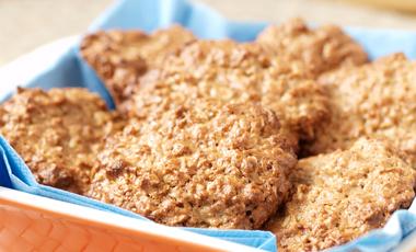 Quaker Cookies με λεμόνι και γιαούρτι | vita.gr