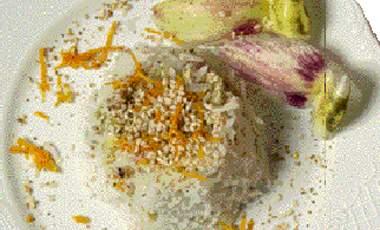Σαλάτα με ρύζι και σουσάμι | vita.gr