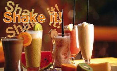 Shake it! Εύγευστα milkshake | vita.gr