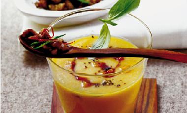 Σούπα από κάστανο με κοτόπουλο | vita.gr