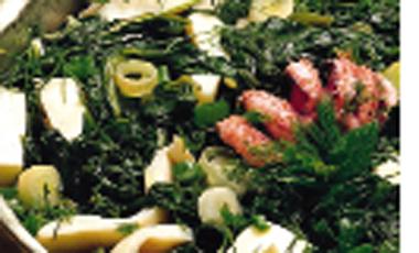 Σουπιές με σπανάκι | vita.gr