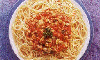 Σπαγγετίνι με τόνο | vita.gr