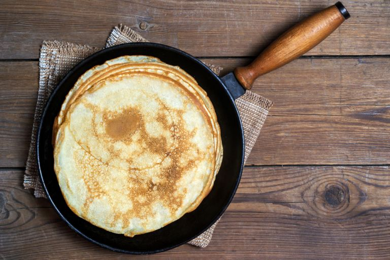 Σπιτικές τηγανίτες μόνο με αυγά και μπανάνες | vita.gr