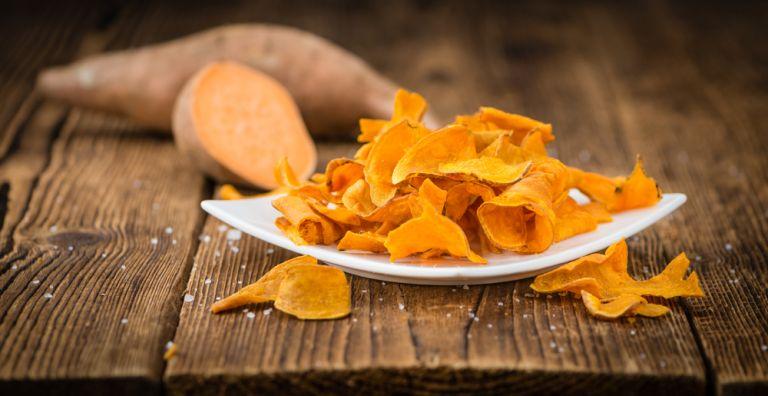 Tσιπς γλυκοπατάτας | vita.gr