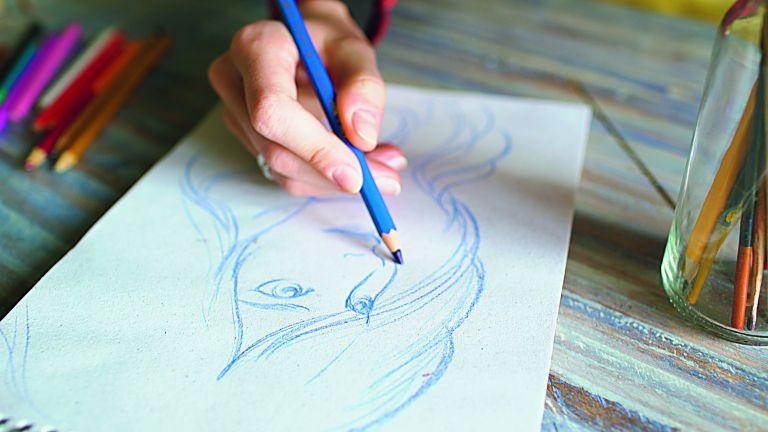Πάρτε χαρτί και μολύβι για να χαλαρώσετε | vita.gr