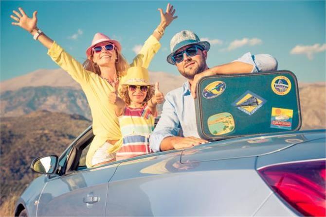 Πώς να οργανώσετε τέλεια το ταξίδι με τα παιδιά | vita.gr