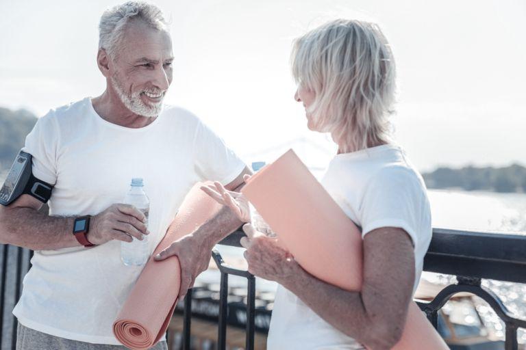 Η συχνή γυμναστική σας κάνει 30 χρόνια νεότερους | vita.gr