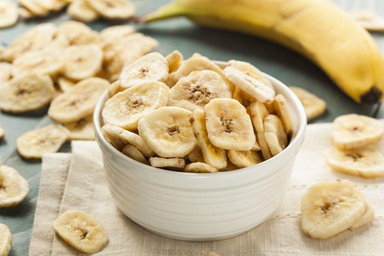 Τσιπς μπανάνας | vita.gr