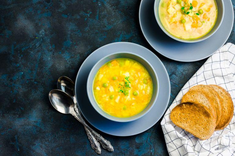 Σούπα λαχανικών με κάσιους | vita.gr