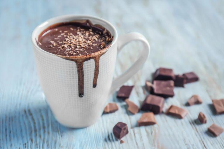Συνταγή σε κούπα: Πουτίγκα σοκολάτας | vita.gr