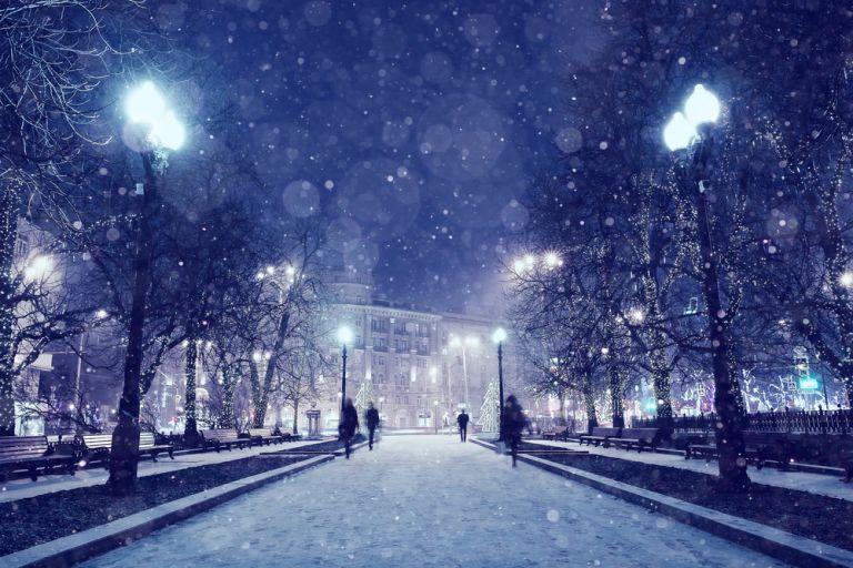 Χιονισμένα Χριστούγεννα ακόμα και στην Αθήνα | vita.gr