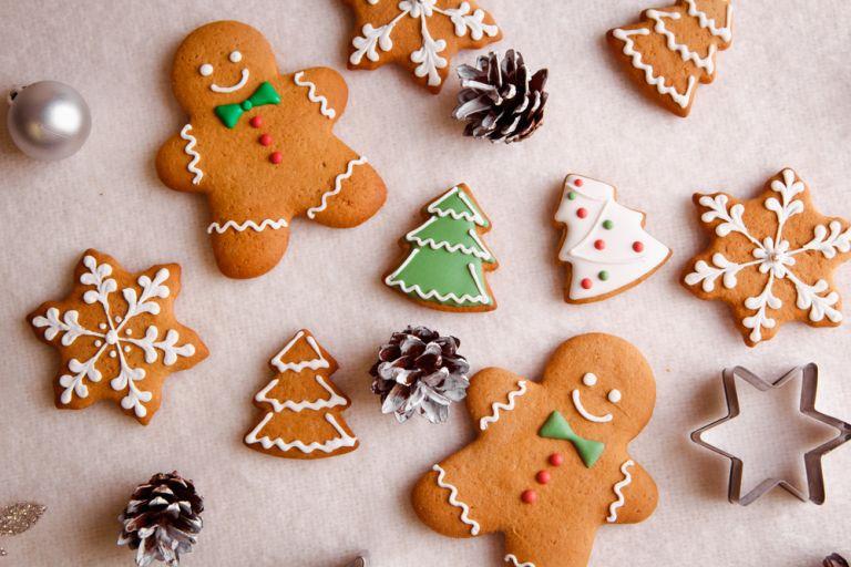 Χριστουγεννιάτικα μπισκότα με τζίντζερ | vita.gr