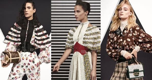 Μόνο γυναίκες στην νέα καμπάνια του Louis Vuitton | vita.gr