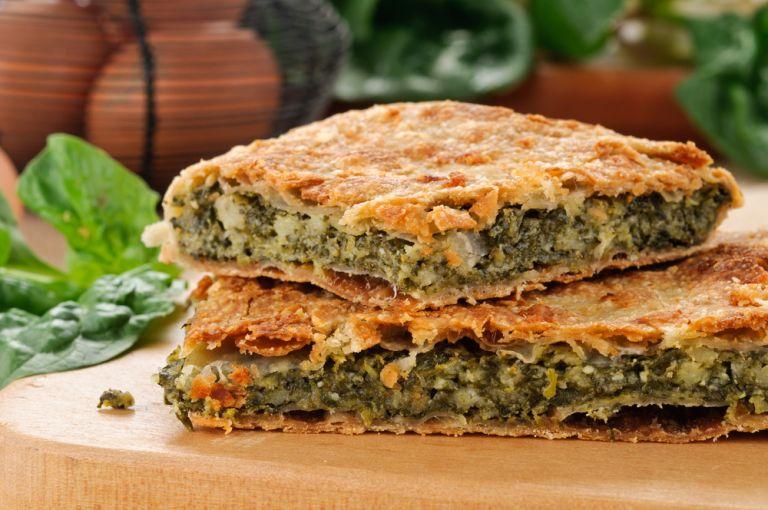 Σπανακόπιτα με βρώμη | vita.gr