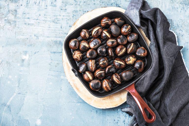 Κάστανα: Το ιδανικό σνακ του χειμώνα και της δίαιτας | vita.gr