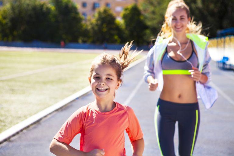 Κάντε το παιδί να δει θετικά την άθληση | vita.gr