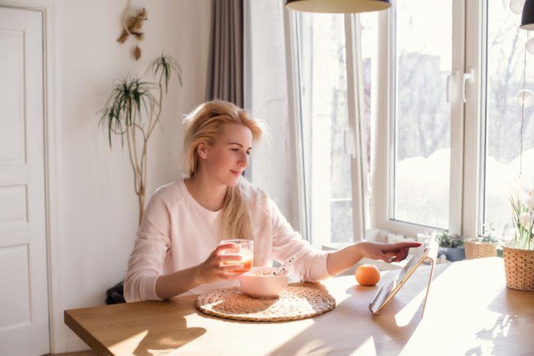 Μια μικρή αλλαγή στο πρωινό σας μπορεί να σας βοηθήσει να αδυνατίσετε | vita.gr