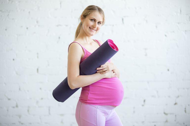 Πρόγραμμα εκγύμνασης όλου του σώματος για εγκύους | vita.gr