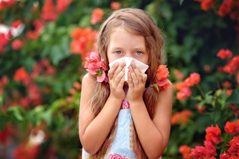 Οι παιδικές αλλεργίες που δεν αφορούν τροφές | vita.gr