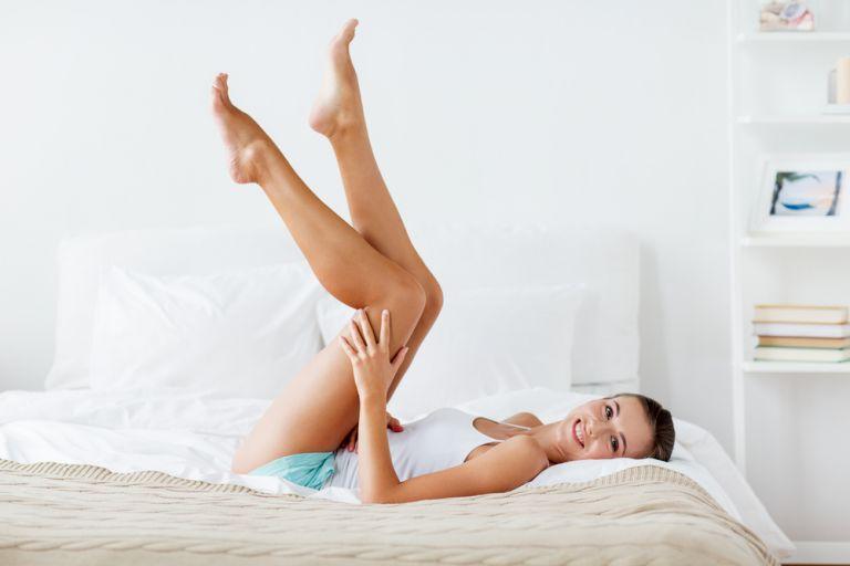 Προπόνηση για λεπτά πόδια σε επτά λεπτά | vita.gr