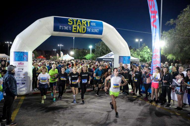 Ήμασταν όλοι στο Piraeus Endo Night Run/Walk by Vita | vita.gr