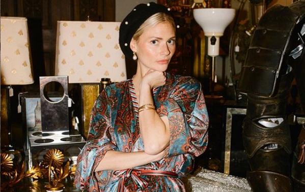 Pandora Sykes: Η πιο στιλάτη Instagramer του Λονδίνου | vita.gr