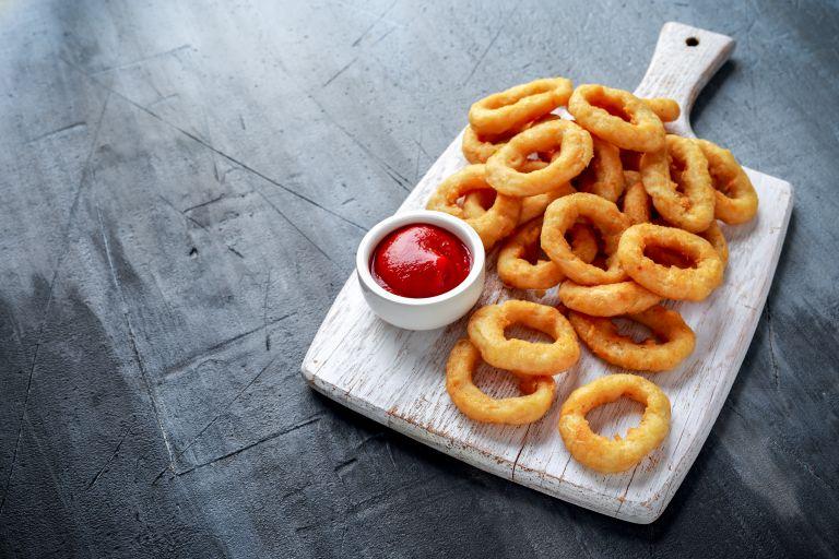 Σπιτικά onion rings | vita.gr