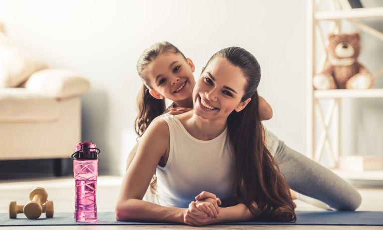 Εικοσάλεπτη προπόνηση για μαμάδες | vita.gr
